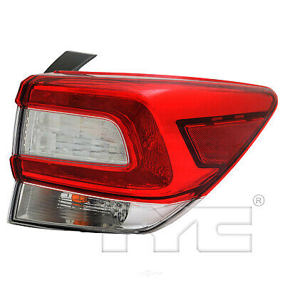 TYC 11-6857-00-1 Replacement Tail Lamp
