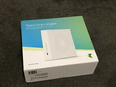 TELSTRA SMART MODEM DJA0230 Wireless NBN FTTN & FTTB and