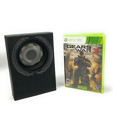Gears of War 3 -- Epic Edition (Microsoft Xbox 360, 2011)