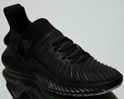 adidas AlphaBOUNCE Trainer Mens Black Training Sport Sneakers Shoes CG5676