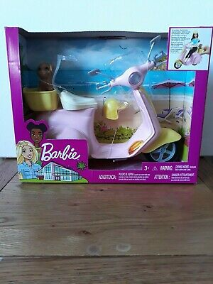 Barbie Scooter boxed brand new
