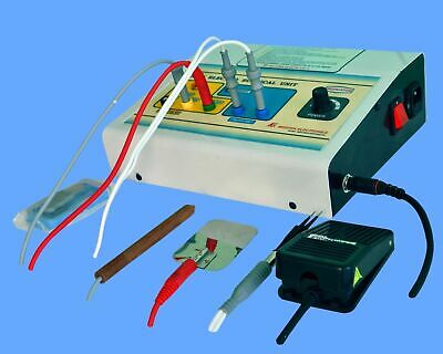 New Mini Cautery Electrosurgical Unit Diathermy Machine Skin Cautery Unit M-HY8S