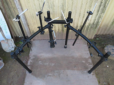 USED Roland MDS-4 Drum Stand MDS4 10 Drum Rack USED #59