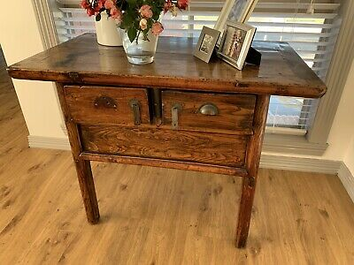 Chines Antique Alter Table