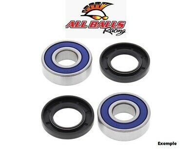 Kit roulement roue arriere moto All Balls Kawasaki ZRX 1200 S 2001 - 2006