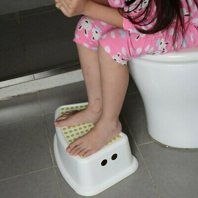Folding Toilet Squatty Step Stool Potty Squat Aid For Constipation Piles Relief