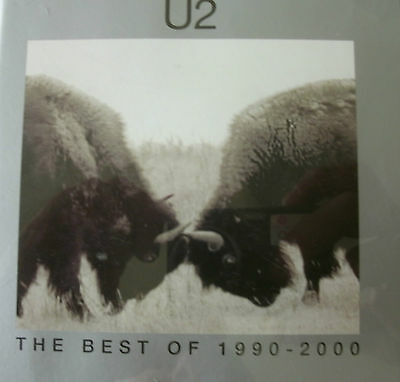 U2-The Best Of 1990-2000 [LIMITED EDITION]  (CD) . FREE UK P+P ................