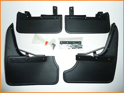 Genuine Vw Transporter T5 T6 Front Rear Mud Flaps 7H0075111 7H0075101