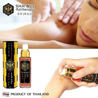 Apitherapy Bee Venom Therapy Detoxification body aches massage heal touchNatural
