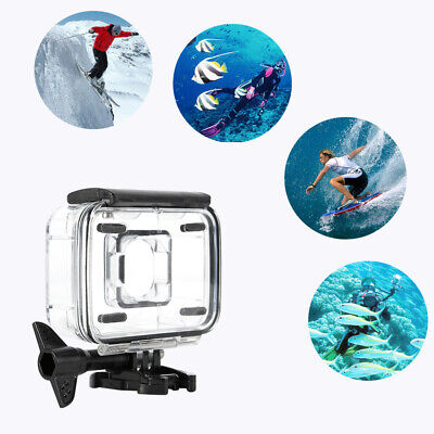 Underwater 45m Waterproof Protective Housing Case For Xiaomi Yi 2 4k Action Came