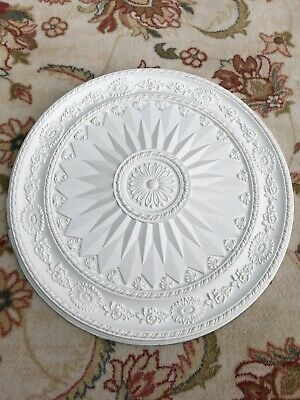 plaster ceiling rose victorian