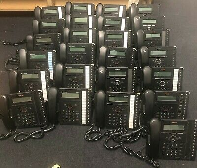 LG Nortel/Ericsson IPECS phone system x 25 phones all working in good condition.