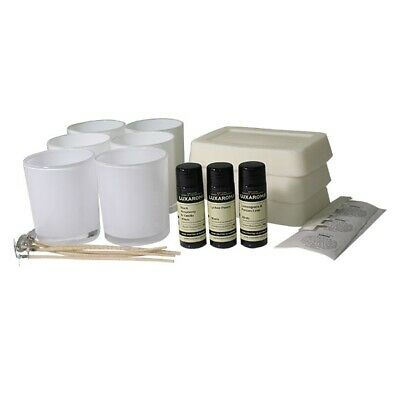 Candle Making Kit Refill Pack - Set A