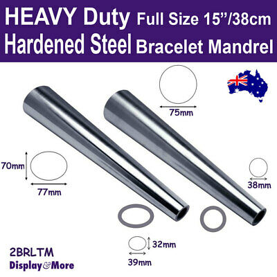 Bracelet MANDREL Bangle Forming Tool Steel | PROFESSIONAL Quality | AUS Stock