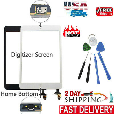 DIGITIZER GLASS TOUCH Screen Replacement For Apple iPad 2 3