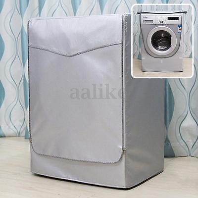 Washing Machine Cover Automatic Turbine Roller Dustproof Sunscreen Waterproof
