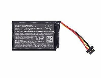 Replacement Battery For Tom Tom Go 5200 Wifi
