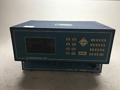 Signal Control Econolite ASC/2-1000 32B00G1 Traffic Controller - UNABLE TO TEST