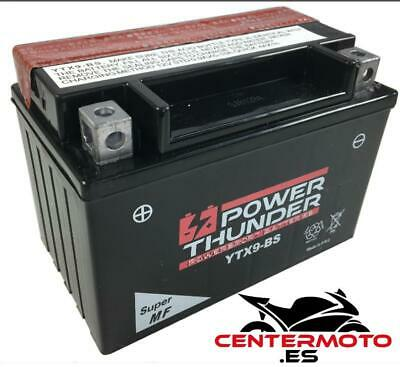 POWER THUNDER  YTX9-BS | 12v | 8 AH | FTX9-BS | DTX9-BS | BTX9-BS | 24h-48h