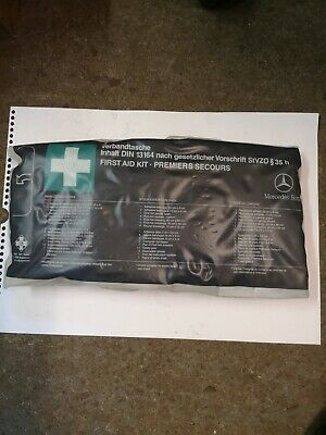 Mercedes 500sel W140 First Aid Kit