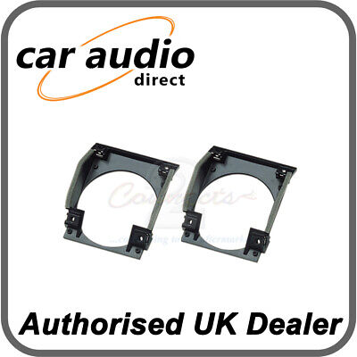 Connects2 CT25RT04 Renault Twingo 1993> 2000 Dashboard 10cm Speaker Adapters
