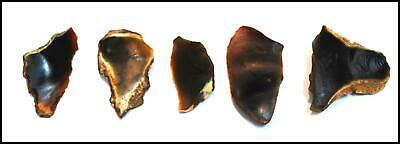 mesolithic neolithic microliths point awl arrow blades spear flint tool british