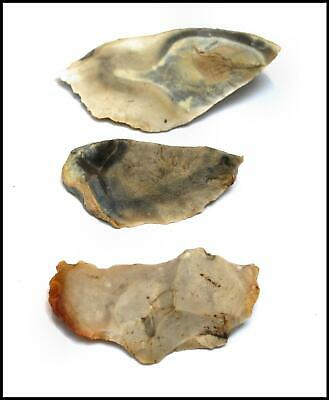 neolithic mesolithic 3 backed knife blade saw spear flint tool british rock art