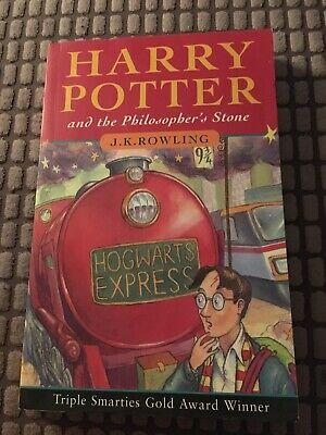 Harry Potter And The Philosopher's Stone 1st Edition 57th Impression *Reduced*