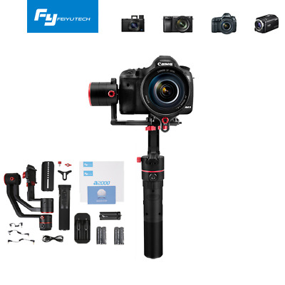 Feiyu 3-Axis A2000 Handheld Gimbal Stabilizer for DSLR/Mirrorless Cameras