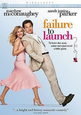 Failure to Launch (DVD, 2006, Special Collectors Edition Widescreen)