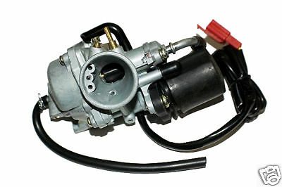 2 STROKE GAS Scooter Moped Bike Motorcycle Mosquito Carburetor Carb Parts  50cc