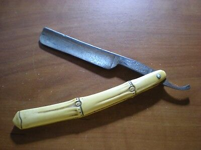 THISTLE CUTLERY CO. Faux Bamboo Handle. Mdl#1525