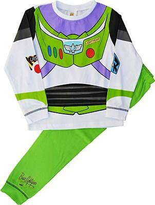 Disney Toy Story Woody or Buzz Novelty Pyjamas - Ages 18 Months to 6 Years