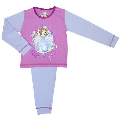 Disney Sofia the First Girls Pyjamas - 1-4 Years