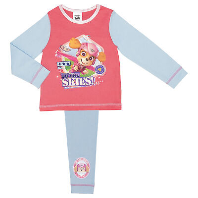 Paw Patrol Girl Pup Power Girls Pink Pyjama Set - Age 18 months to 4 Years