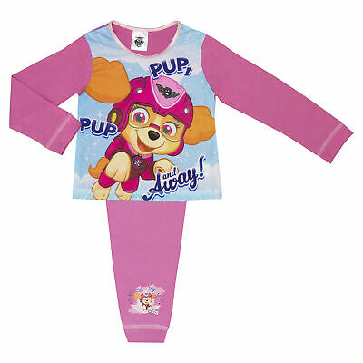 Paw Patrol Girls Pyjamas - 18 months to 5 years