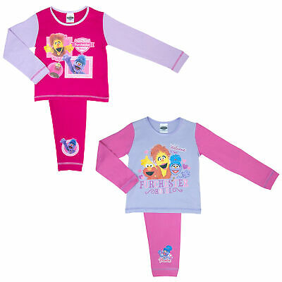 2 Pack Furchester Hotel Girls Pyjamas - 18 Months to 5 Years