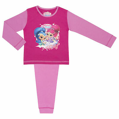 Girls Shimmer & Shine Pyjamas - Shimmer and Shine in 18 months to 5 years