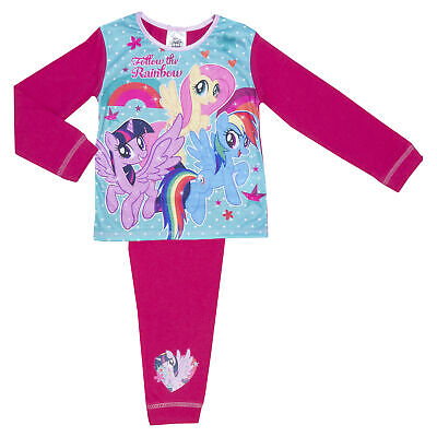 Girls My Little Pony Pyjamas - Ages 18 Months - 5 Years