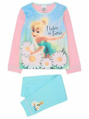 Girls Tinkerbell Pyjamas - 18 months to 5 years