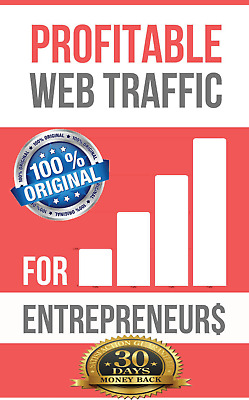 Profitable Web Traffic For Entrepreneurs_Ebook Pdf With Resell Rights Delivery