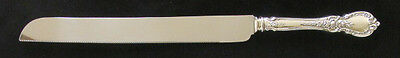 Towle Charlemagne Sterling Wedding Cake/Bread Knife