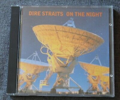 Dire Straits, on the night, CD
