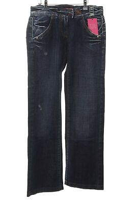 MISS SIXTY JEANS DONNA DL0004 MARGO TROUSERS 36  REGULAR FIT MODELLO A ZAMPA