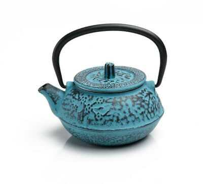 Tea Pot Japanese Style Cast Iron 10oz w/Infuser Filter Kettle Commercial grade