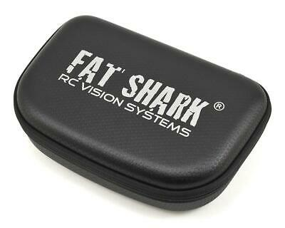 Fat Shark Zipped Carry Case(Shallow) fits Headset without Face Plate