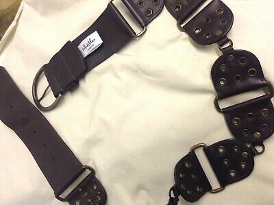 Whistles Brown Genuine Leather size 2  Belt