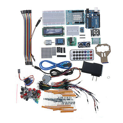 Geekcreit UNO Project The Most Complete Starter Kits For Arduino UNO