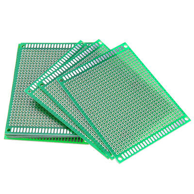 30pcs 7x9cm FR-4 2.54mm Single Side Prototype PCB Printed Circuit Board