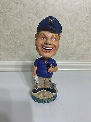 The Skipper Bobblehead Gilligan's Island Collectible